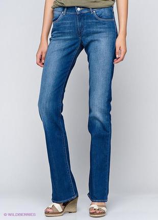 Wrangler / джинсы sylvie