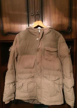 Зимняя,крутая куртка-парка adidas neo,оригинал!!