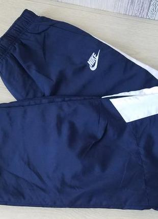 Nike оригинал спортивные штаны р.140-152 (10-12лет)