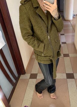 Пальто, авиатор