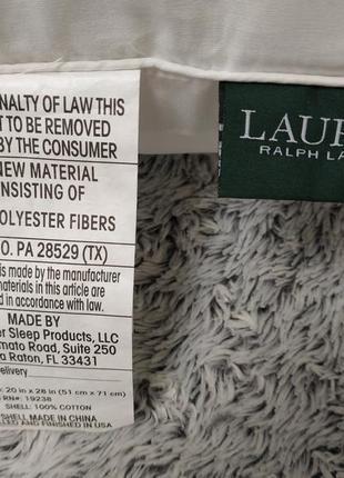 Подушка ralph lauren. оригинал. 3 вида5 фото