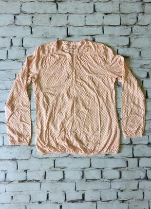 Пижамная кофта реглан домашнего типа рубашка женская туника