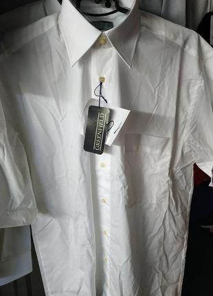 Рубашка чоловіча з коротким рукавом