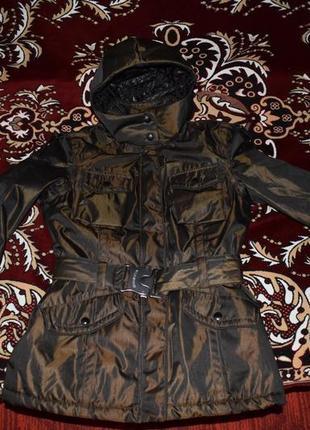 Куртка тёплая wellensteyn