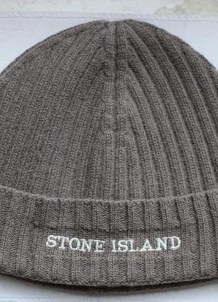 Шапка stone island оригинал