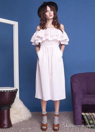Шикарна натуральна сукня yakovenko