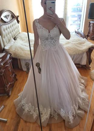 Невероятно красивое платье