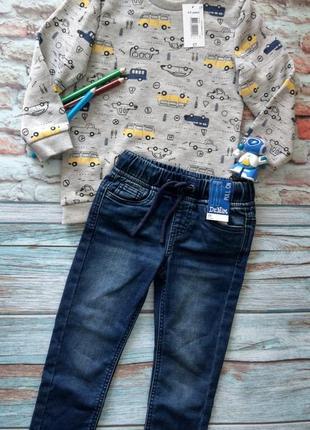 Костюм маталан matalan, англия на 4-5 лет свитшот и джинсы