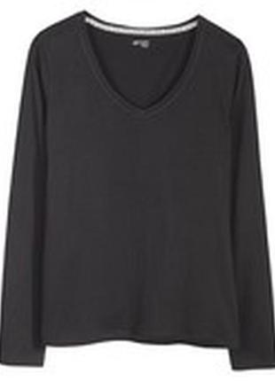 Женская пижамная футболка с длинным рукавом  esmara/германия