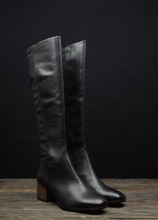 Демисезонные женские сапоги vagabond оригинал р-36 стелька 23,5 см
