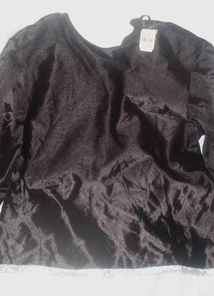 Рубашка для маскарада или танцев на рост 140 см
