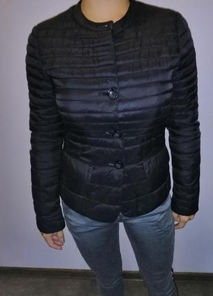 Куртка приталенная sisley