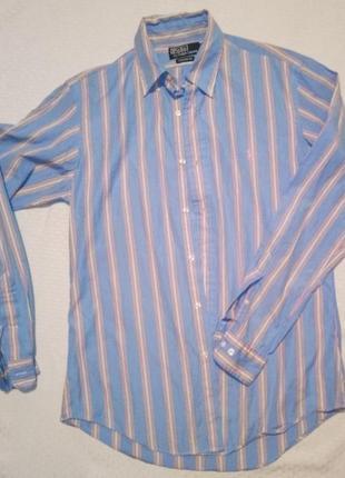 Рубашка бойфренд женская ровная длинный рукав