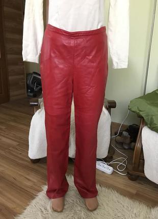 Изумительного качества и красоты кожаные штаны