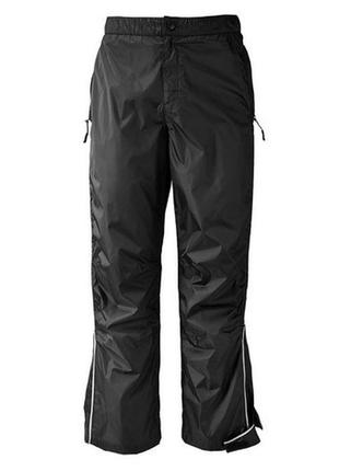 Cпортивные брюки-непромокайки tchibo, германия - xl-xxl