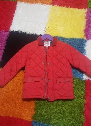 Курточка- пальто next . осень- весна.