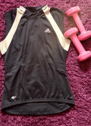 Adidas женская майка adidas climalite оригинал