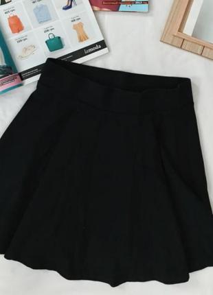 Школьная юбка h&m черная юбка класика