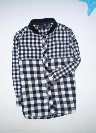 Рубашка тепленькая next на 2-3г