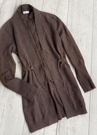 Кашемировый свитер, кардиган brunello cucinelli