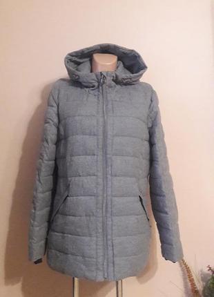 Куртка теплая)