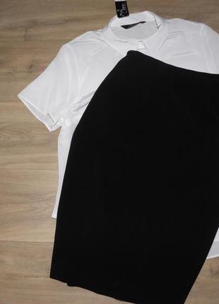 Базовая юбка большого размера