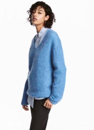 Джемпер пуловер большого размера h&m