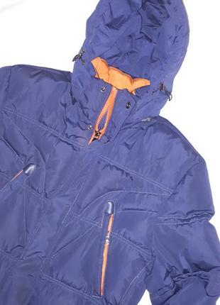 Куртка длинная капюшон синтепон р.xxl