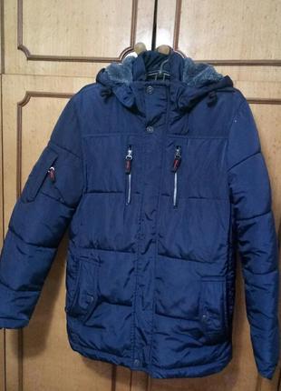 Куртка зима, на меху