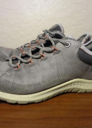 Спортивные туфли ecco 39размер