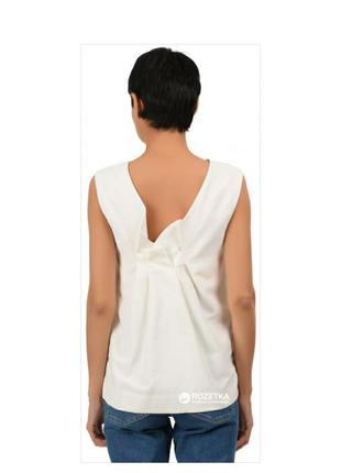 Белая блуза cos