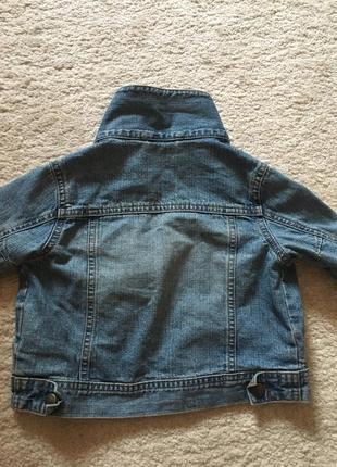 Джинсовая курточка next2 фото
