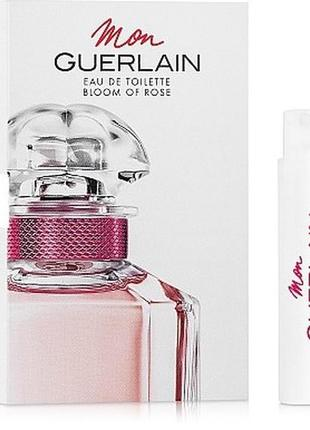 Guerlain mon guerlain bloom of rose 0,7 мл пробник