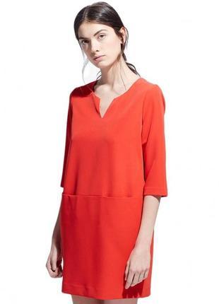 Стильное и яркое платье от mango