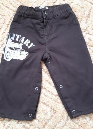 Утепленные штаны gloria jeans