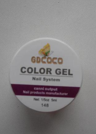 Гель coco №148