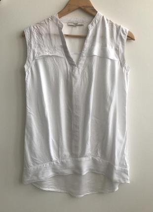 Блуза белая next р.36/8