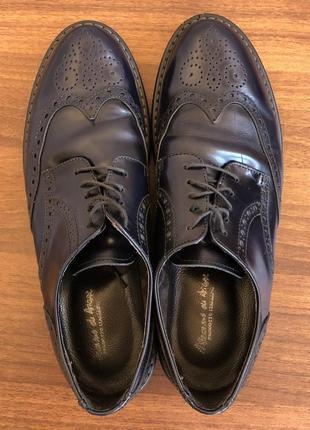 Туфли мужские {италия}