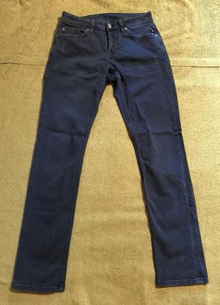Темно-синие джинсы colin's