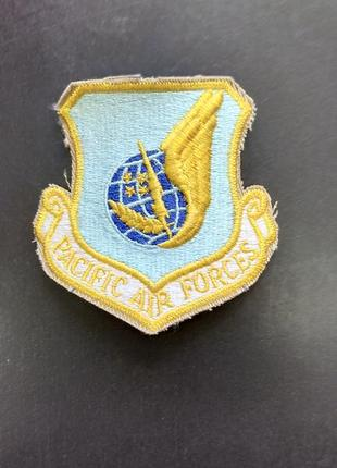 Нашивки pacific air force