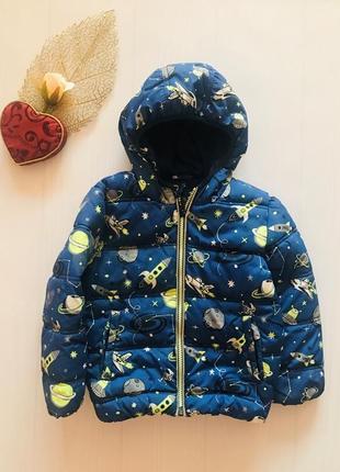 Куртка в космос