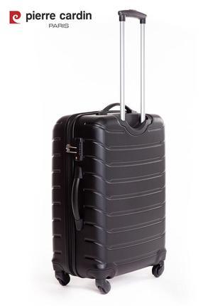 Pierre cardin unisex чемодан среднего размера2 фото