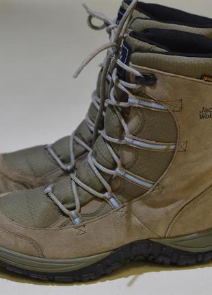 Зимние ботинки jack wolfskin womens footwear texapore 5311467309