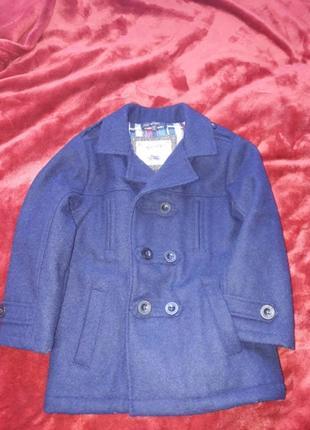 Крутое пальто бушлат