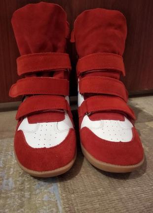 Сникерсы. ботинки.