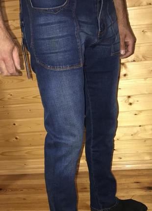 Стильные молодежные джинсы