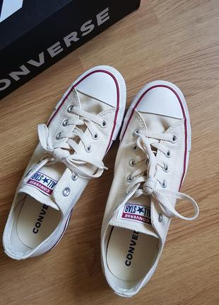 Converse chuck taylor all star low top конверсы