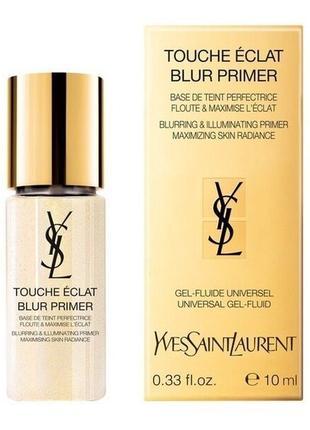 База под макияж праймер yves saint laurent touche eclat blur primer