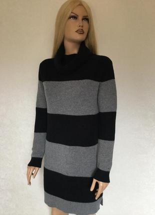 Платье свитер шерсть tommy hilfiger размер 6-10