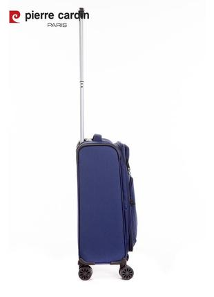 Pierre cardin unisex чемодан для ручной клади3 фото